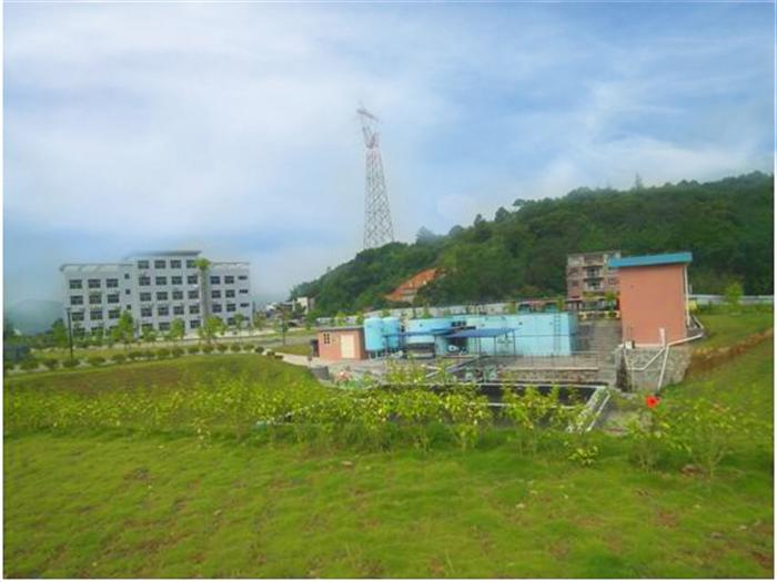 梧州新华电池厂废水处理